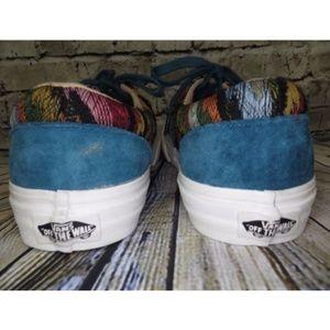 aef607d9e4 Vans Shoes - Vans Era CA Italian Weave Suede Atlantic Deep NEW